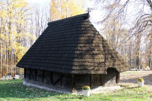 Crkva brvnara Laktasi