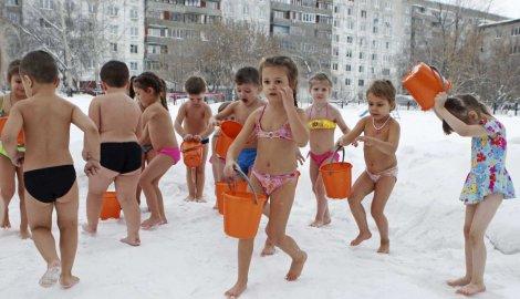 Djeca Rusija