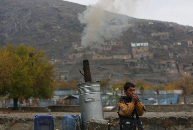 Djecak caj Avganistan