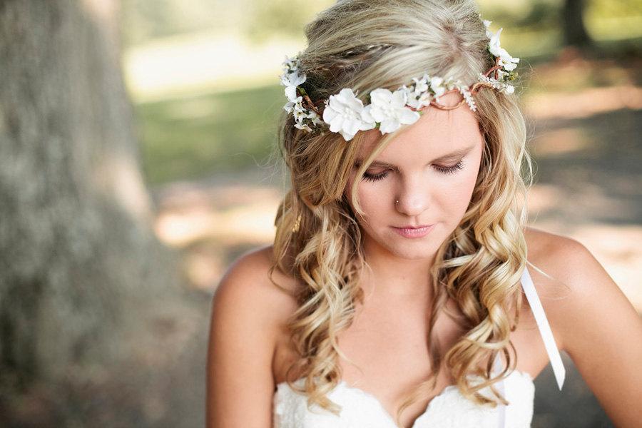 Djevojka vjencanje