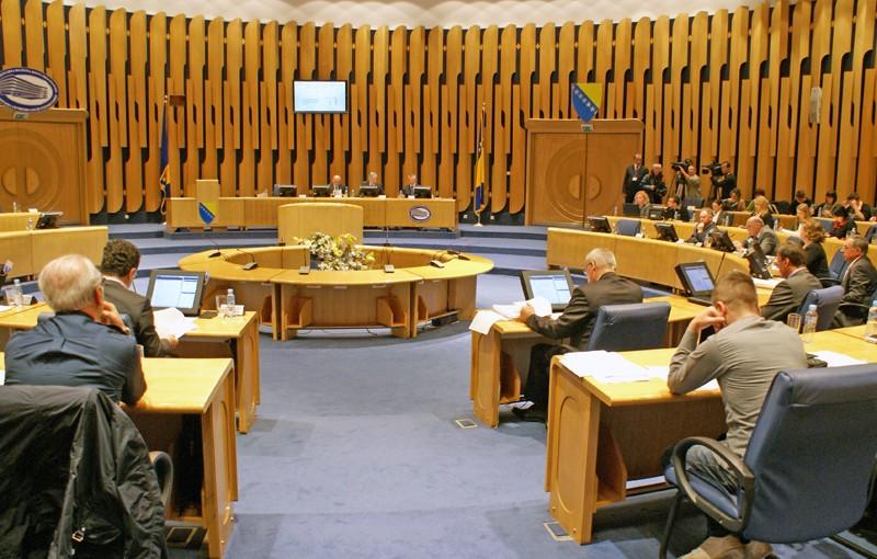 Dopuna Zakona o platama danas pred delegatima Doma naroda