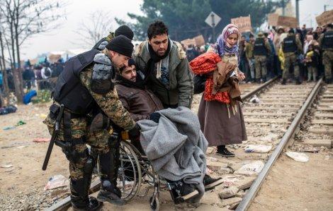 Ekonomski migrati pruga Makedonija
