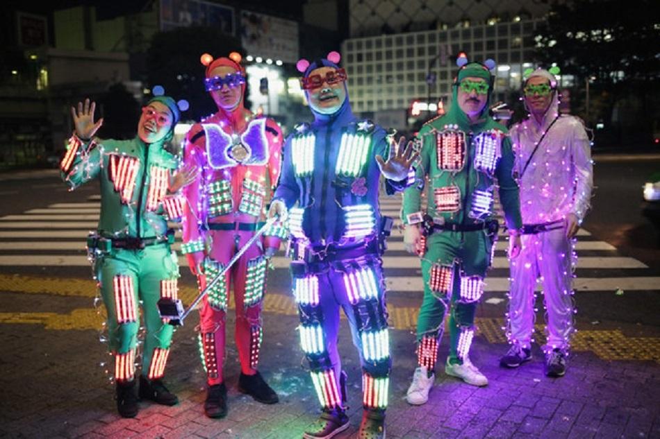Japanski policajci