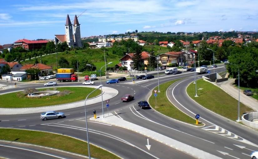 129 saobraćajki na kružnim tokovima u Banjaluci!