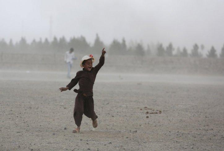 Kabul Avganistan dijete