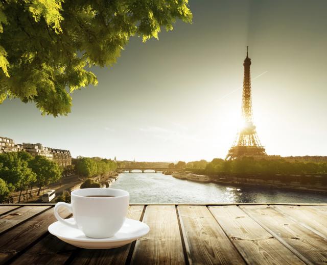 Kafa u Parizu