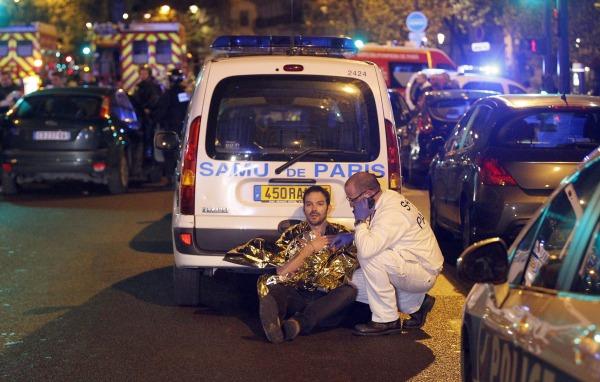 Pariz terorizam