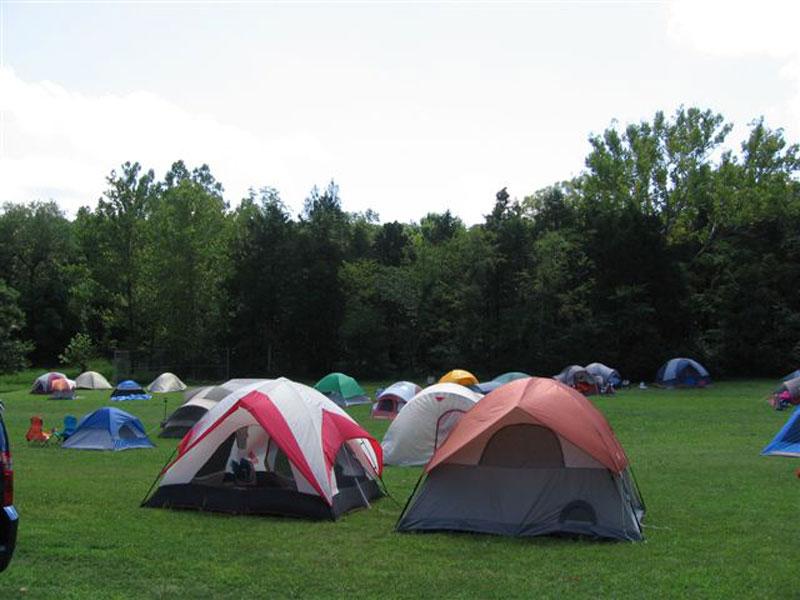 Sator kampovanje