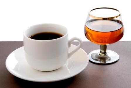kafa i alkohol