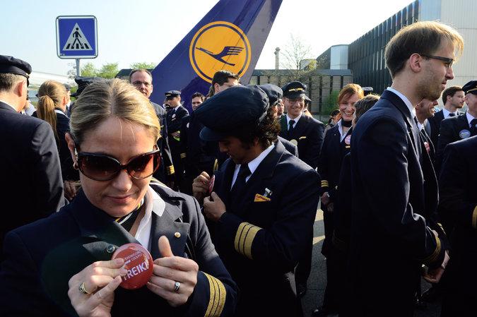 """""""Lufthanza"""": Četvrti dan štrajka otkazano 126 letova"""
