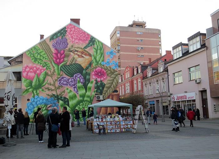 I Prijedor murale za trku ima!