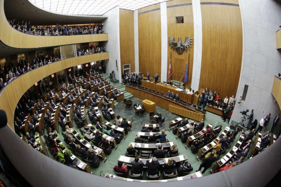 parlament austrije