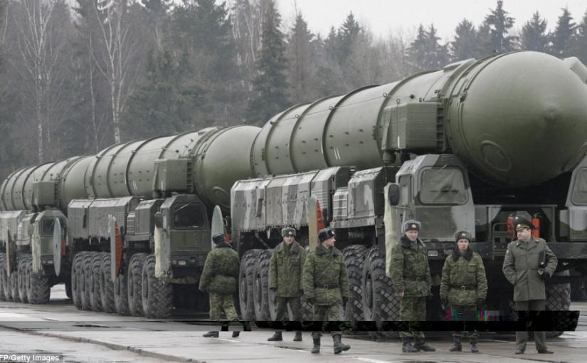 Američki general: Rusija najveća nuklearna prijetnja