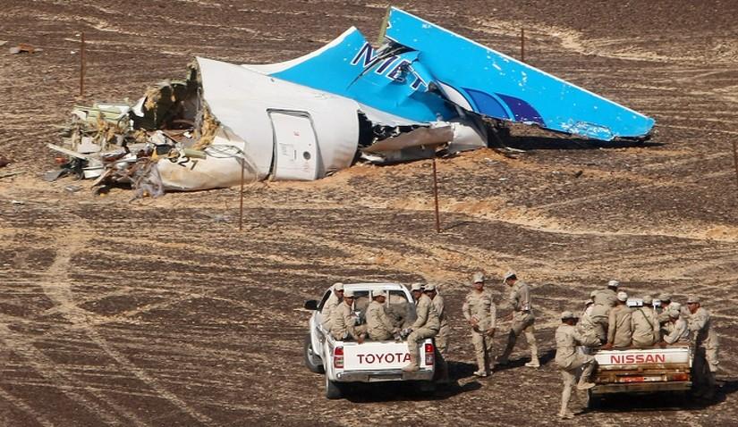 Zvanične potvrde: Pad ruskog aviona terorističko djelo!
