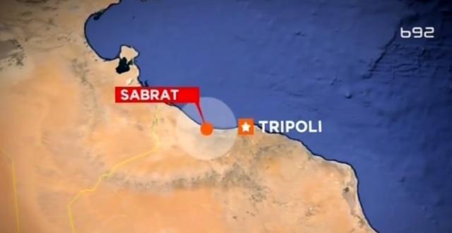 sabrat libija