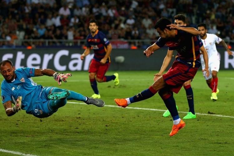 Barselona finalista