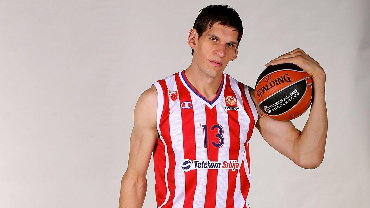 Boban Marjanovic kosarkas