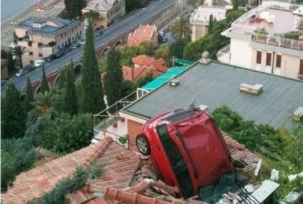 Cudno parkiranje