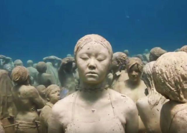 Figure u moru
