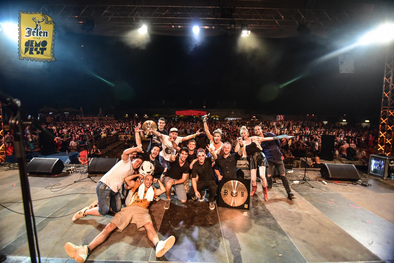Jelen Demofest 2015