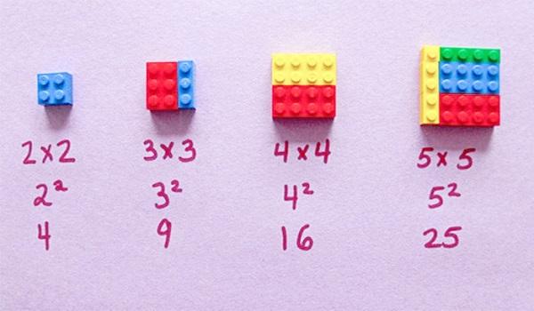 Kvadrat Lego