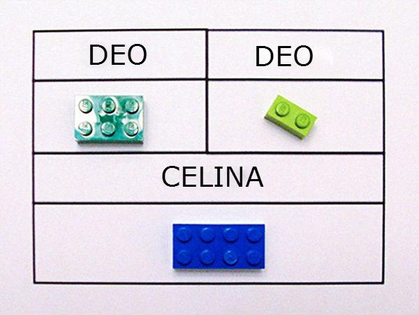Matematika Lego
