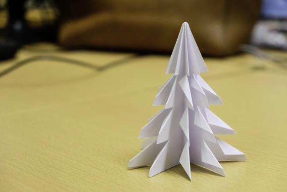 Origami jekla