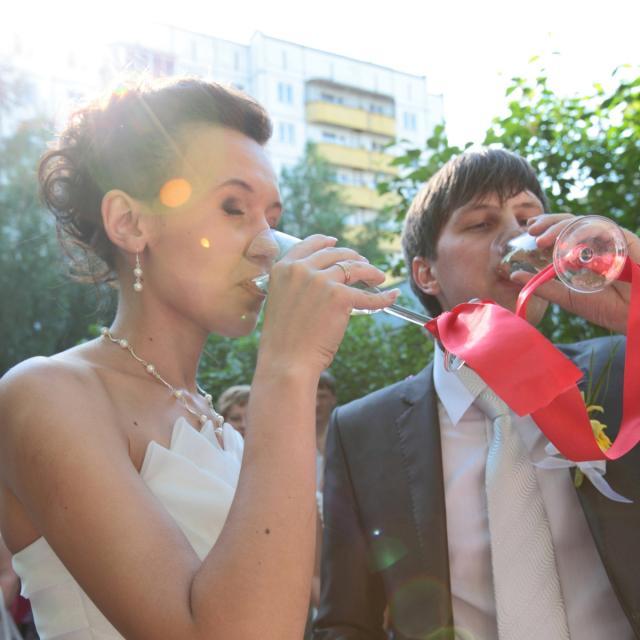 Ruska svadba 1