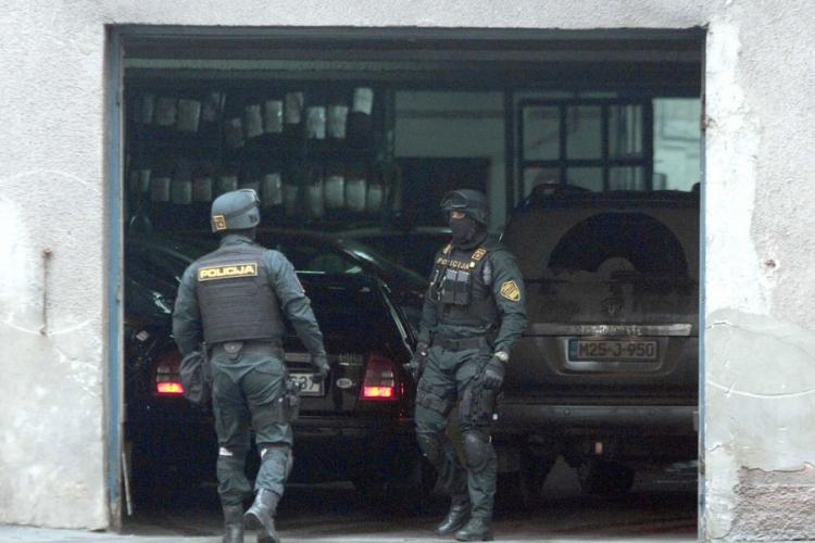 Sarajevo policija