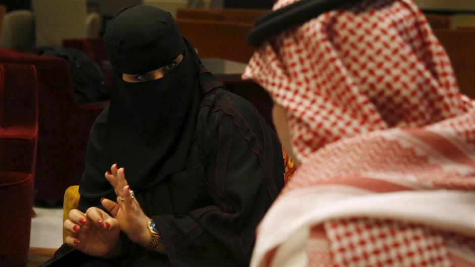 Saudijska arabija - zene