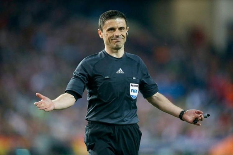 Sudija UEFA