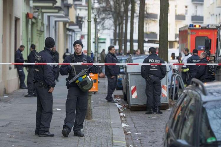berlin policija