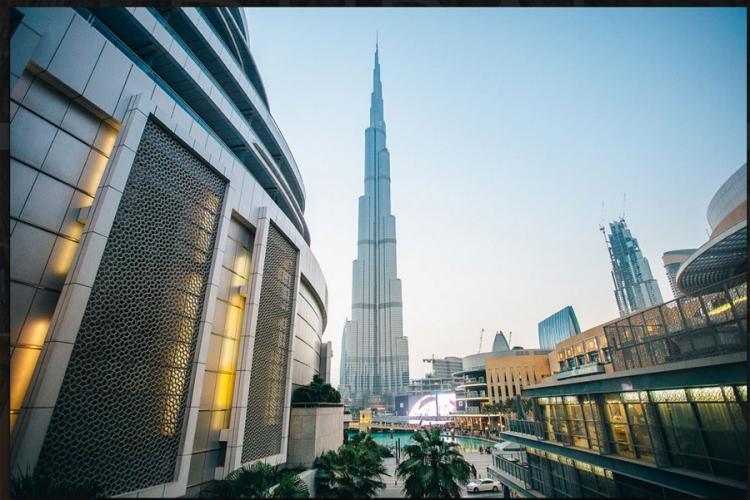 (FOTO) Prošetajte kroz Dubai u 10 slika