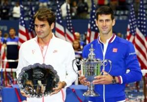 Federer i Djokovic
