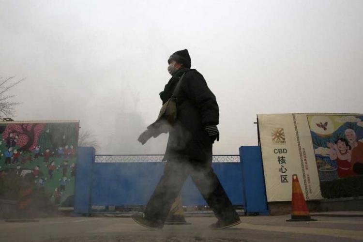 kina smog