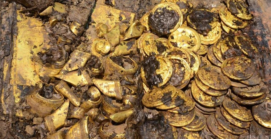 Ancient Currency Rings