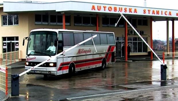modrica autobuska stanica