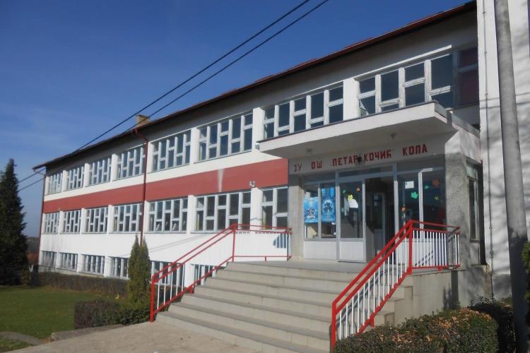 petar kocic skola