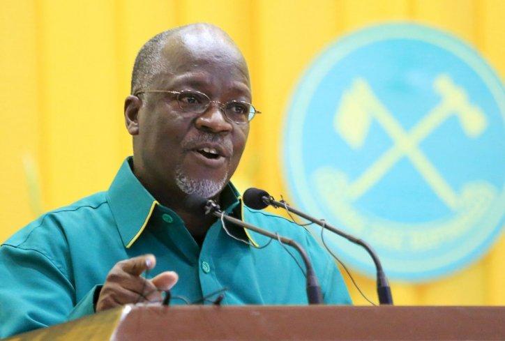 predsjednik Tanzanije
