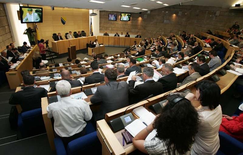 Predstavnički dom: U četvrtak o terorizmu i smjeni u Savjetu ministara
