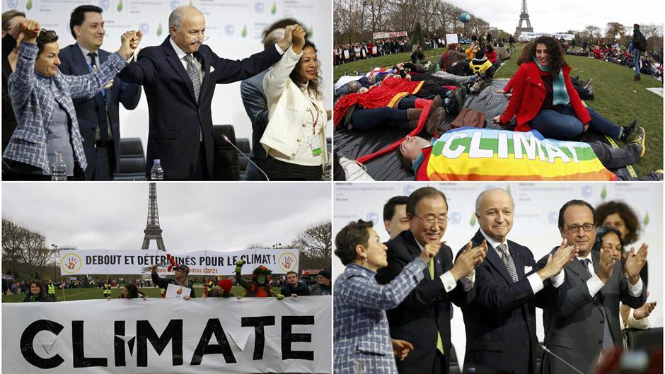 sporazum klima