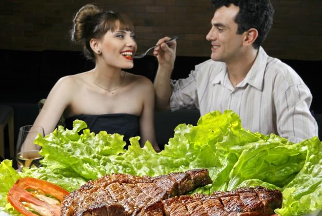 zena i muskarac prehrambene navike