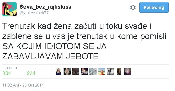 Ševa - Trentak idiot