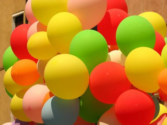 baloni helijum