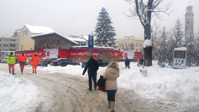 banjaluka snijeg