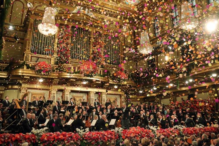 becka filharmonija
