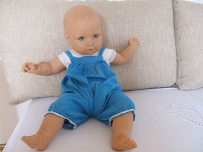 celava lutka