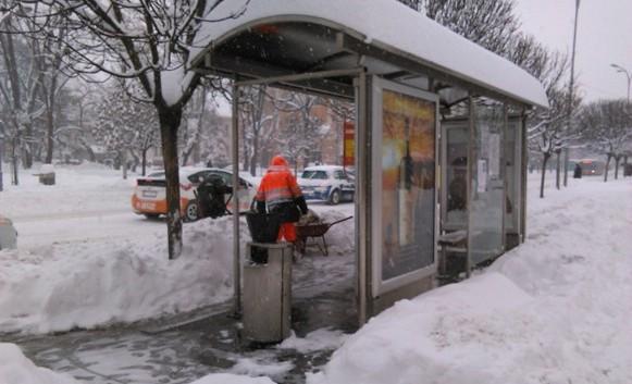 cistoca centar snijeg