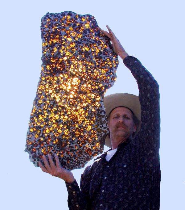 fukang meteor