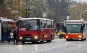 gradski autobusi